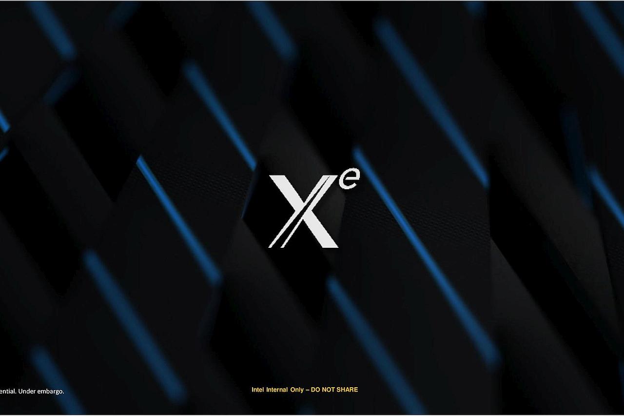 כרטיס מסך Xe של אינטל (מקור wccftech)