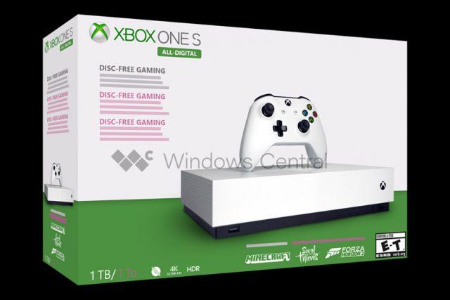 הודלף שמו של דגם ה-Xbox הבא, תאריך ההשקה ואריזת המכשיר