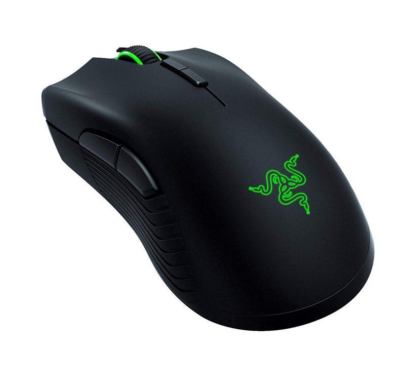 עכבר גיימינג אלחוטי Razer Mamba