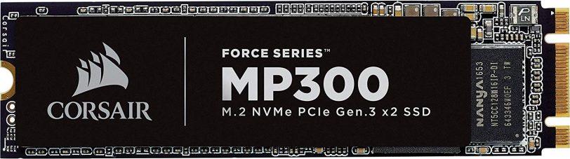 כונן קשיח CORSAIR FORCE 480GB NVMe PCIe M.2 SSD