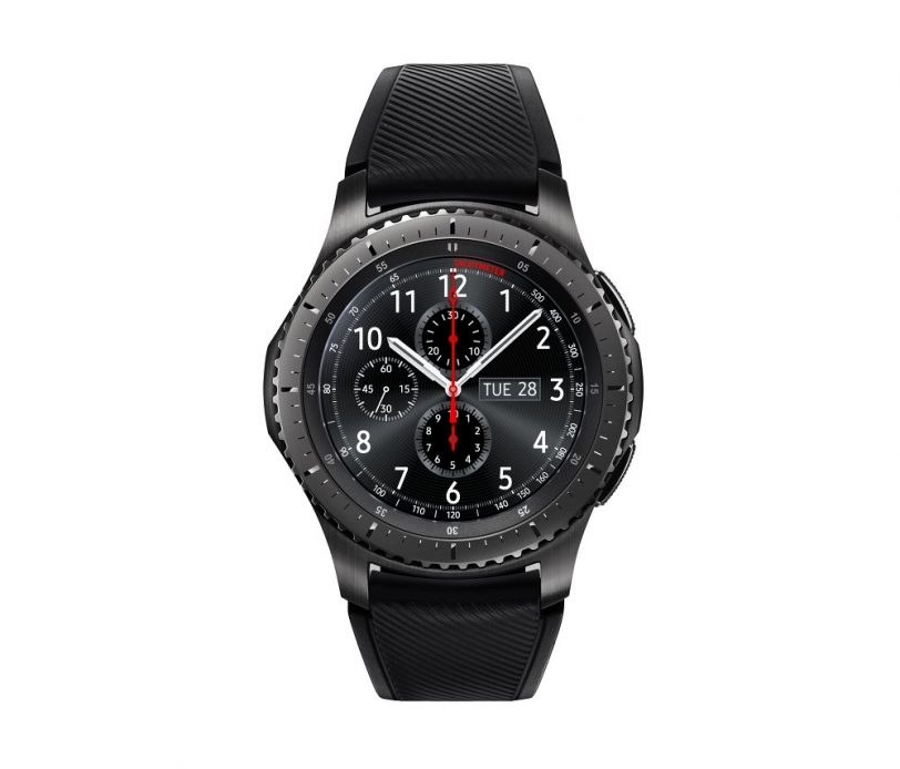 שעון חכם Samsung Gear S3 Frontier