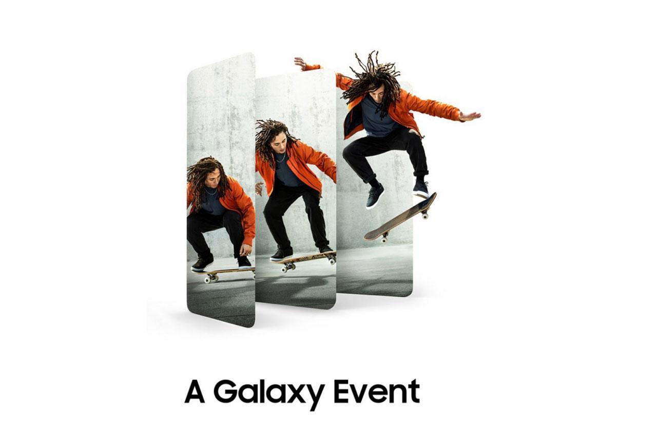 הזמנה לאירוע Galaxy A 2019 (תמונה: Samsung)