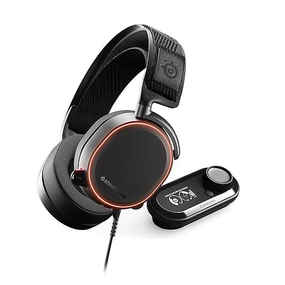אוזניות Arctis Pro עם GameDAC (מקור steelseries)