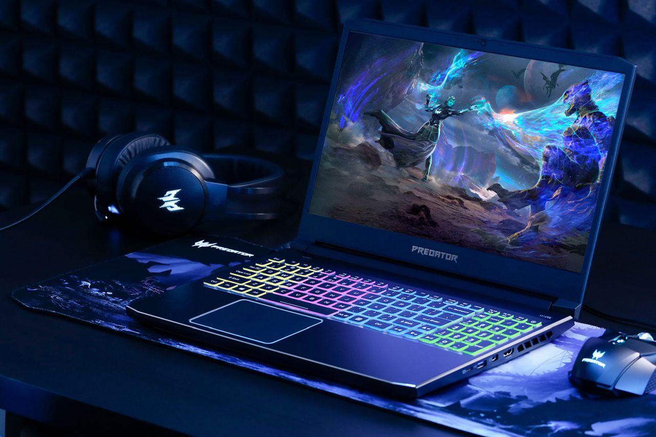 נייד Acer Preadtor Helios 300 (מקור ACER)