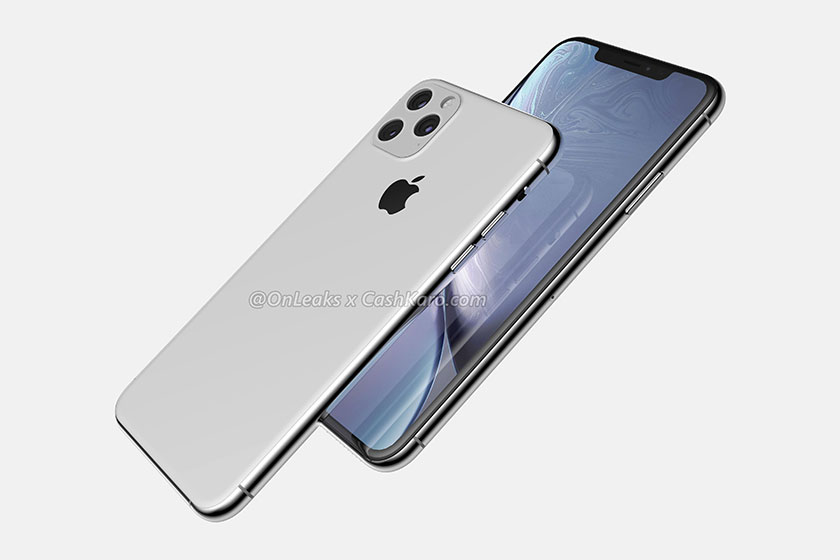 Apple iPhone XI Max (תמונה: cashkaro)
