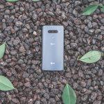 LG V40 ThinQ (צילום: אופק ביטון, גאדג'טי)
