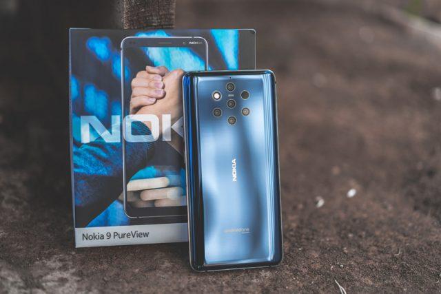 גאדג'טימסקר: פתיחת קופסה והצצה ראשונה ל-Nokia9PureView