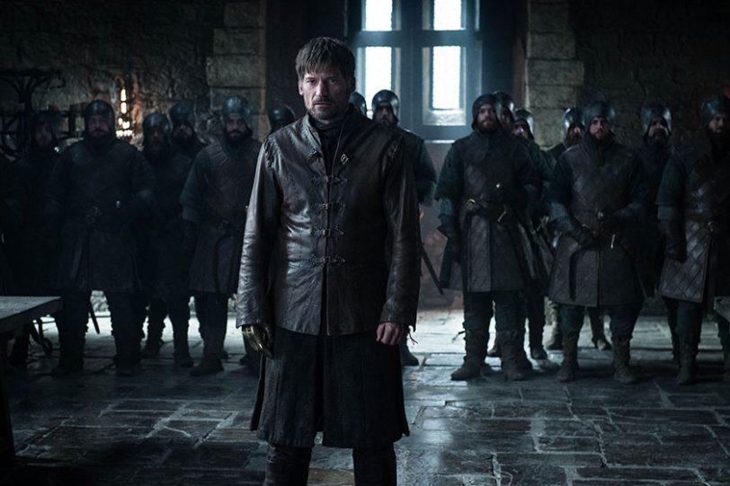 ג'יימי לאניסטר מתוך משחקי הכס, עונה 8 (צילום: Helen Sloan, תמונה באדיבות HBO)
