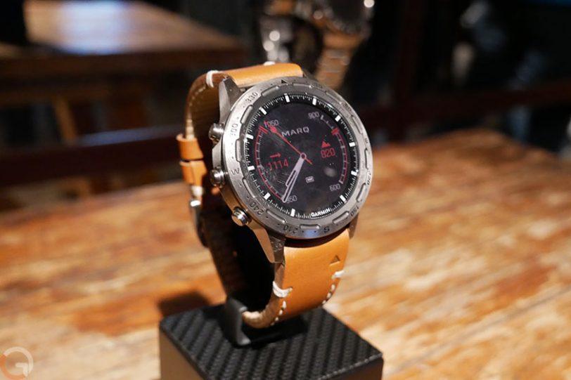 שעון Garmin MARQ (צילום: רונן מנדזיצקי, גאדג'טי)