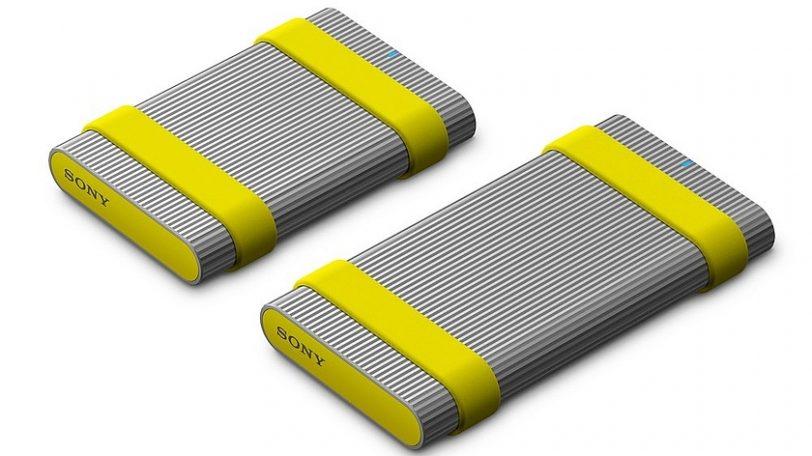 כונני SSD חיצוניים SL-M ו-SL-C (מקור סוני)