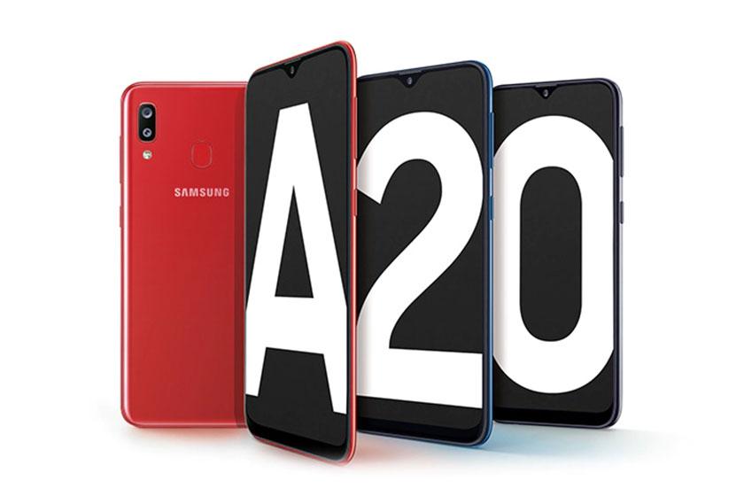 Samsung Galaxy A20 (תמונה: סמסונג)