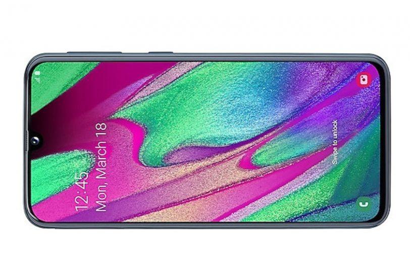 Galaxy A40 (תמונה: Samsung)