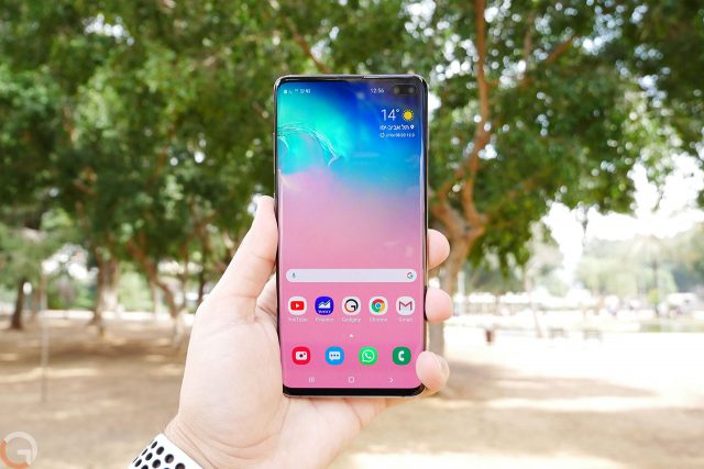 גאדג'טי מסקר: Samsung Galaxy S10 Plus – גדול יותר, נוח יותר