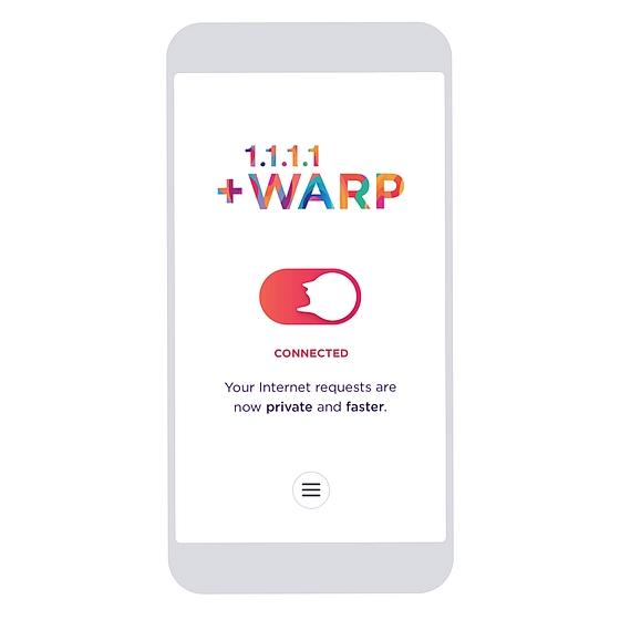שירות ה-VPN החדש WARP (מקור cloudflare)