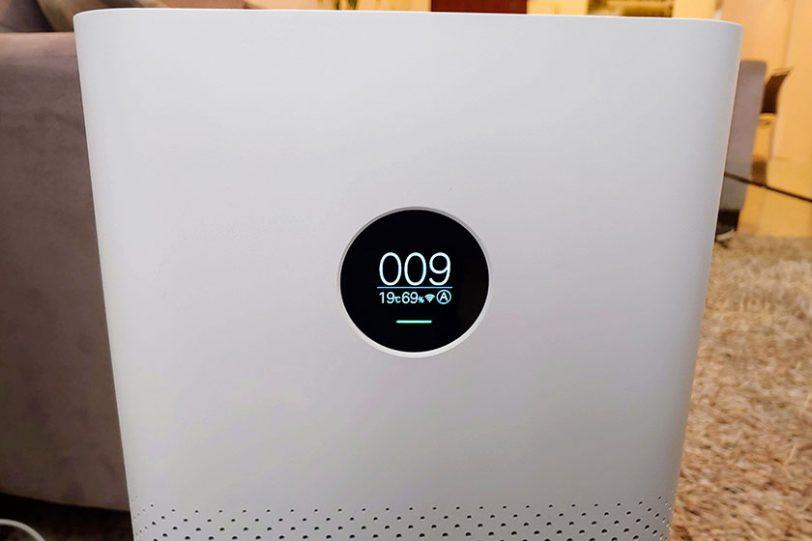 Mi Air Purifier 2S (צילום: צחי הופמן)