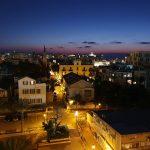 צילום עיר בלילה