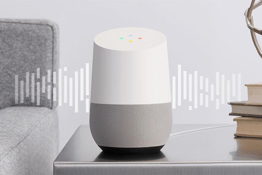 Google Home (תמונה: Google)