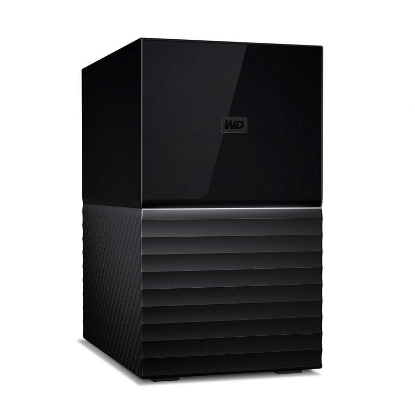כונן אחסון חיצוני WD 16TB My Book Duo Desktop