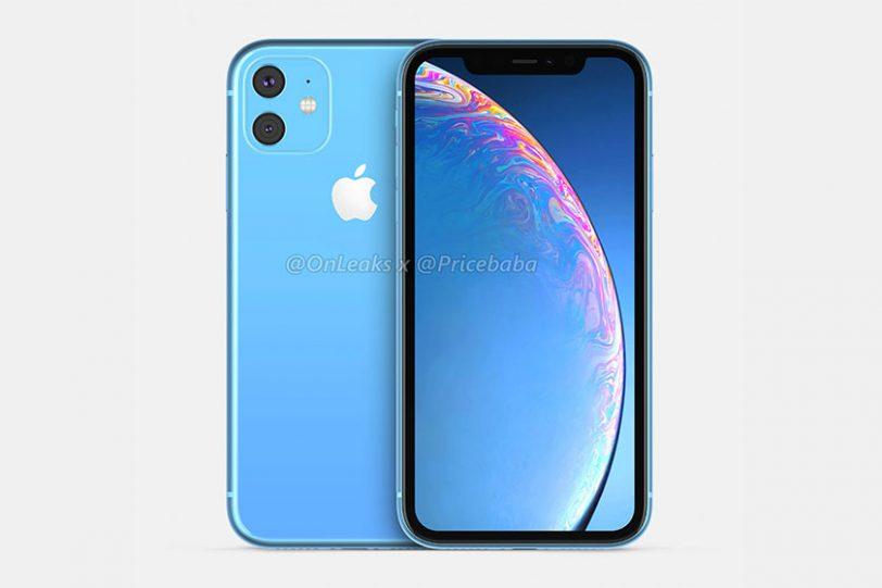 Apple iPhone XR 2019 (תמונה: pricebaba)