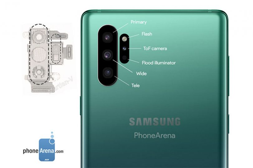 Galaxy Note10 Camera (תמונה: PhoneArena)