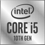 תג Core i5 דור 10 (מקור אינטל)