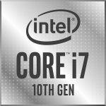 תג Core i7 דור 10 (מקור אינטל)
