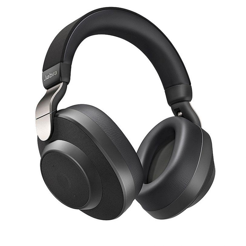 אוזניות Elite 85h צבע שחור (מקור Jabra)