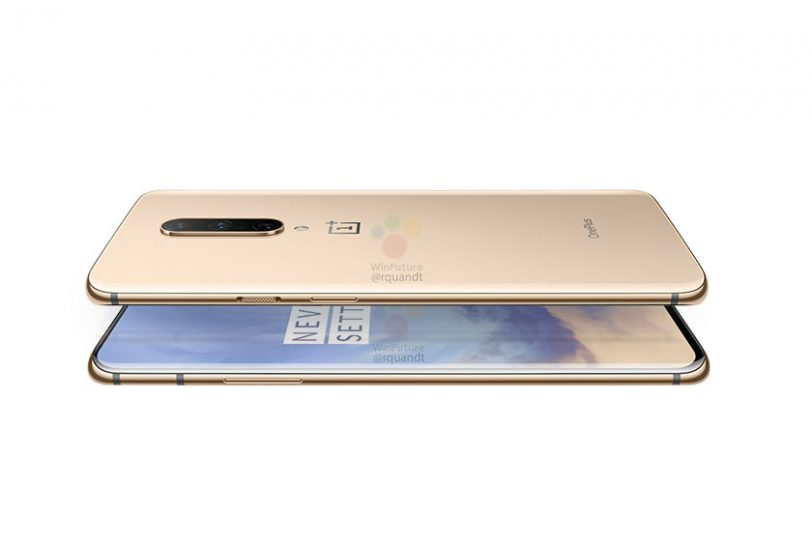 OnePlus 7 Pro (תמונות: Winfuture)