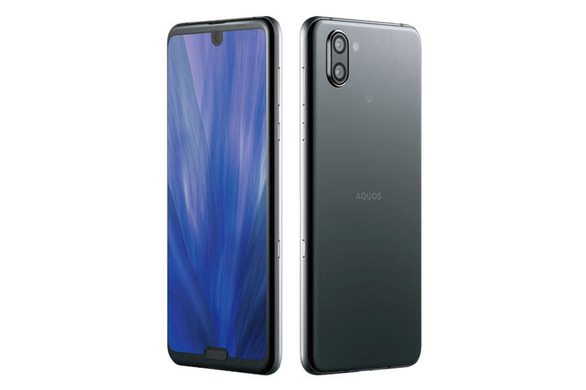 Sharp Aquos R3 (תמונה: שארפ)