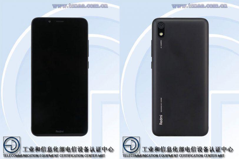 Xiaomi Redmi 7a (תמונה: TENAA)