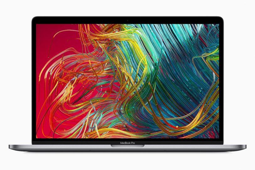 נייד MacBook Pro גרסת 2019 (מקור אפל)