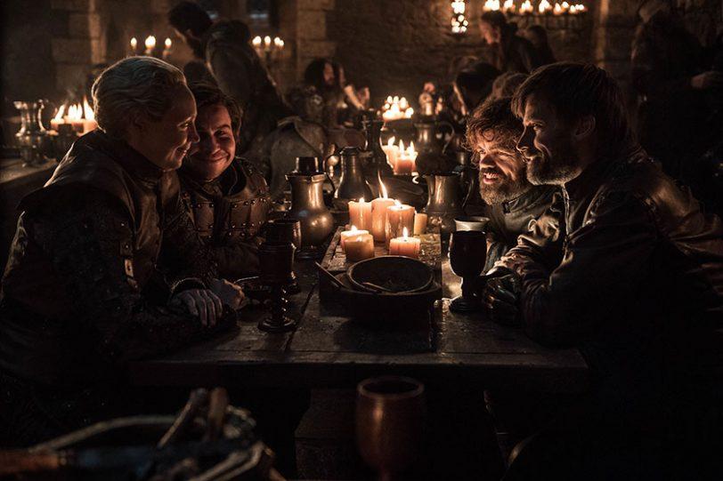 מתוך משחקי הכס, פרק 4 בעונה 8 (צילום: Helen Sloan, תמונה באדיבות HBO)