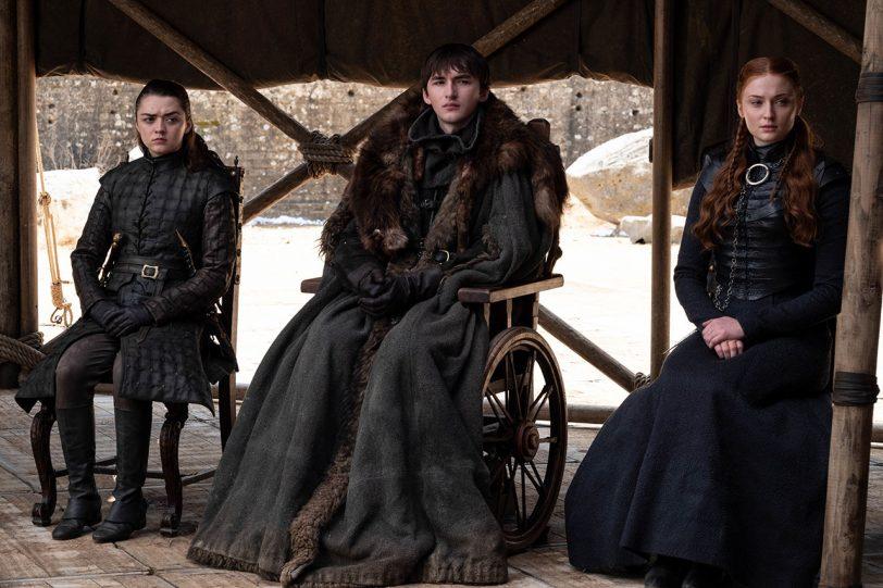מתוך משחקי הכס, פרק 6 בעונה 8 (צילום: Helen Sloan, תמונה באדיבות HBO)