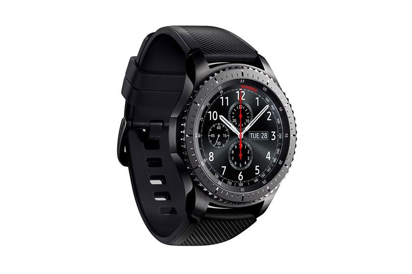 שעון חכם Samsung Gear S3 Frontier (תמונה: Samsung)