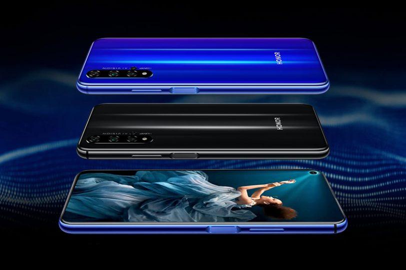 Honor 20 (תמונה: Huawei)