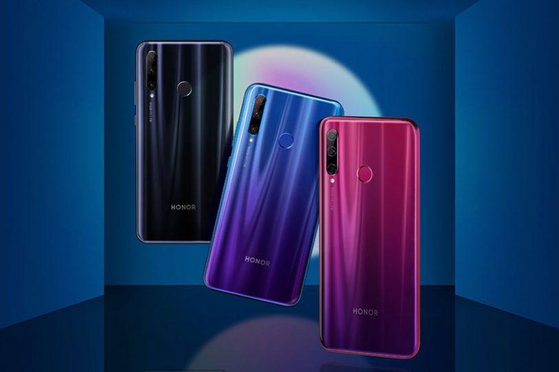 Honor 20 lite (תמונה: Huawei)