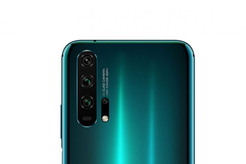 Honor 20 Pro (תמונה: Huawei)