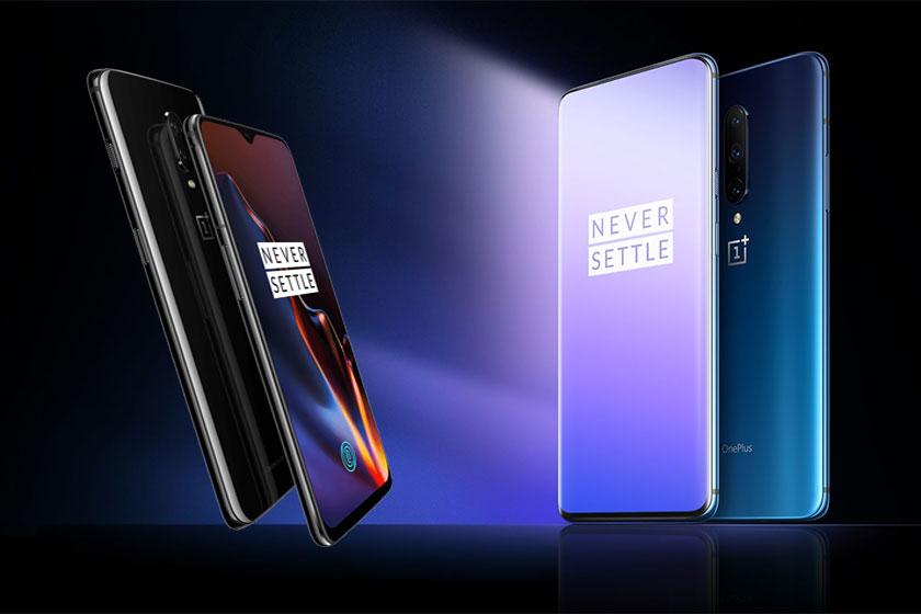 מימין לשמאל: OnePlus 7 Pro ו-OnePlus 6T (תמונות: OnePlus)