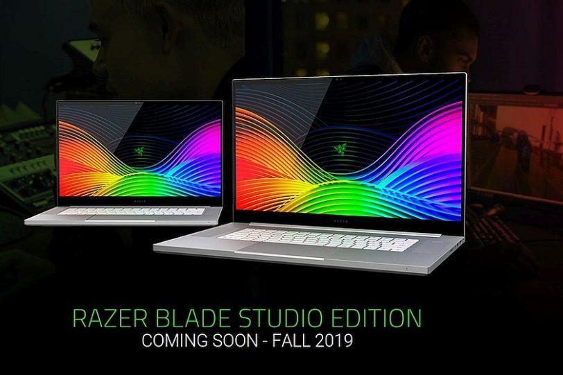 ניידי Razer Blade Studio (מקור Razer)