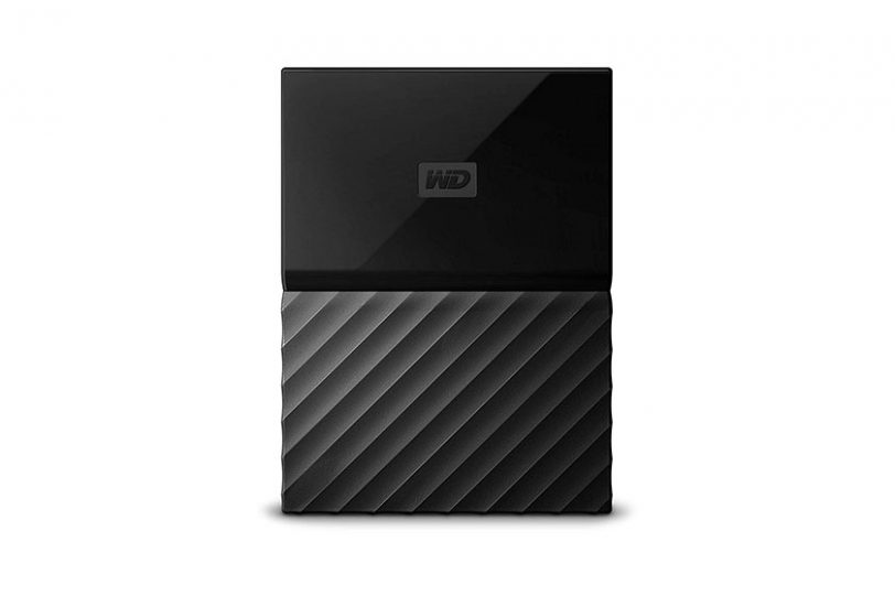 כונן כונן WD 4TB My Passport (תמונה: WD)