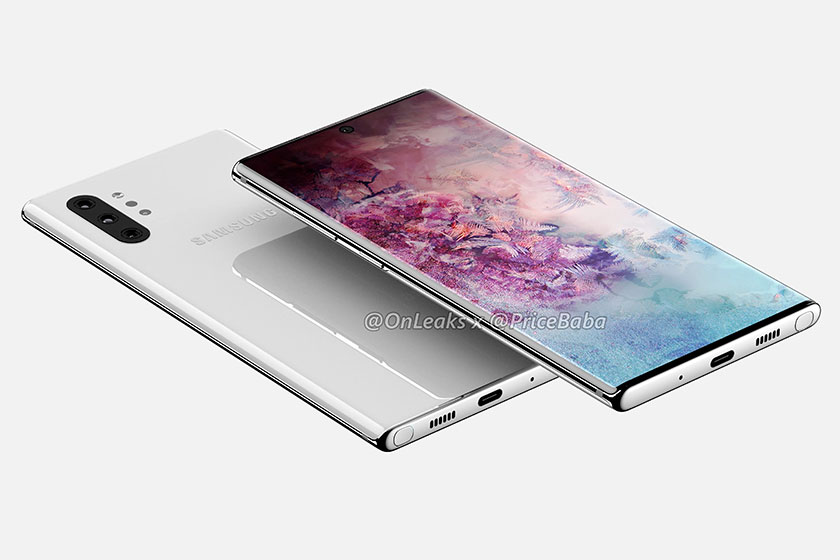 Samsung Galaxy Note10 Pro (תמונה: Pricebaba)