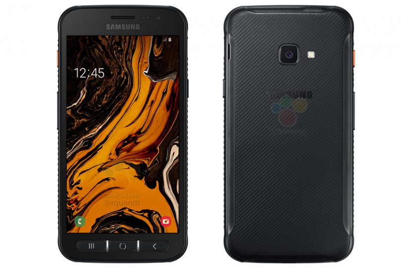 Samsung Galaxy XCover 4s (תמונה: winfuture)