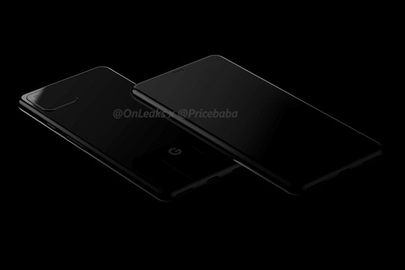 Google Pixel 4 (תמונה: Pricebaba)