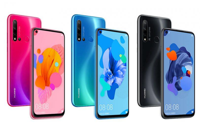 Huawei Nova 5i (תמונה: Huawei)