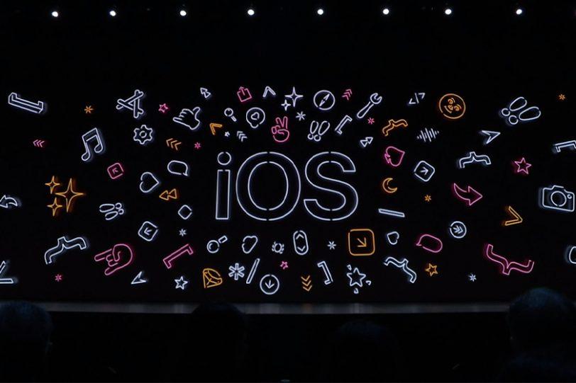 iOS 13 (תמונה: Apple)