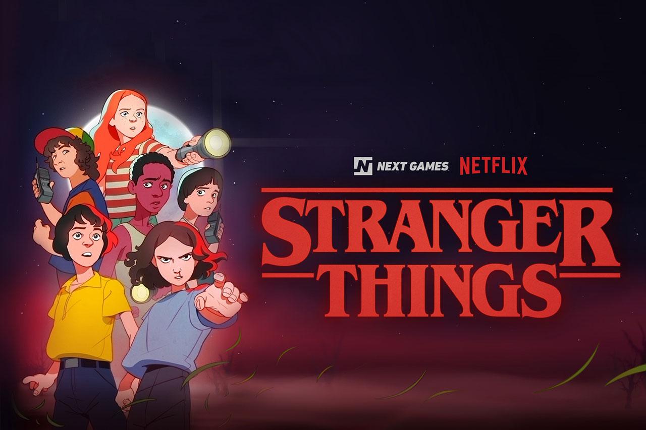 Stranger Things 3: The Game (תמונה: נטפליקס)