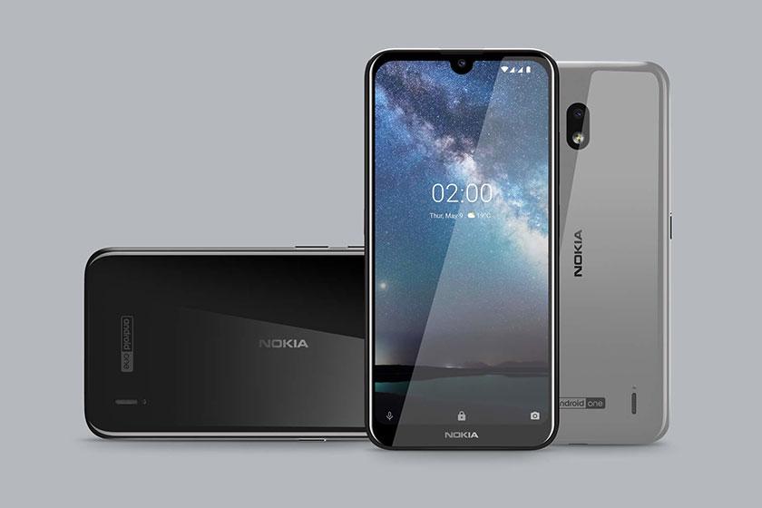 Nokia 2.2 (תמונה: Nokia)