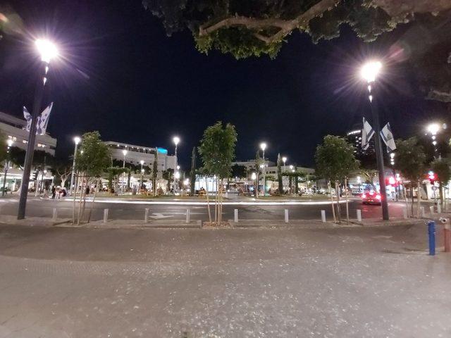 דיזנגוף בלילה