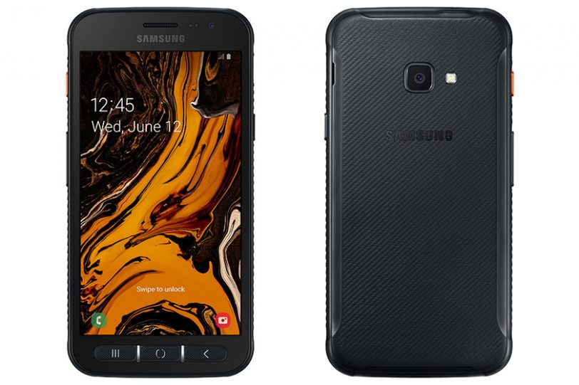 Samsung Galaxy XCover 4s (תמונה: סמסונג)