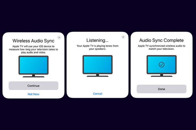 Wireless Audio Sync (תמונה: 9to5mac)